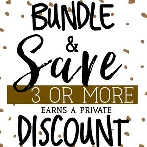 🆕 Bundle Up & Save